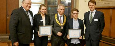 7ème Prix SFA du meilleur élève en français 2017