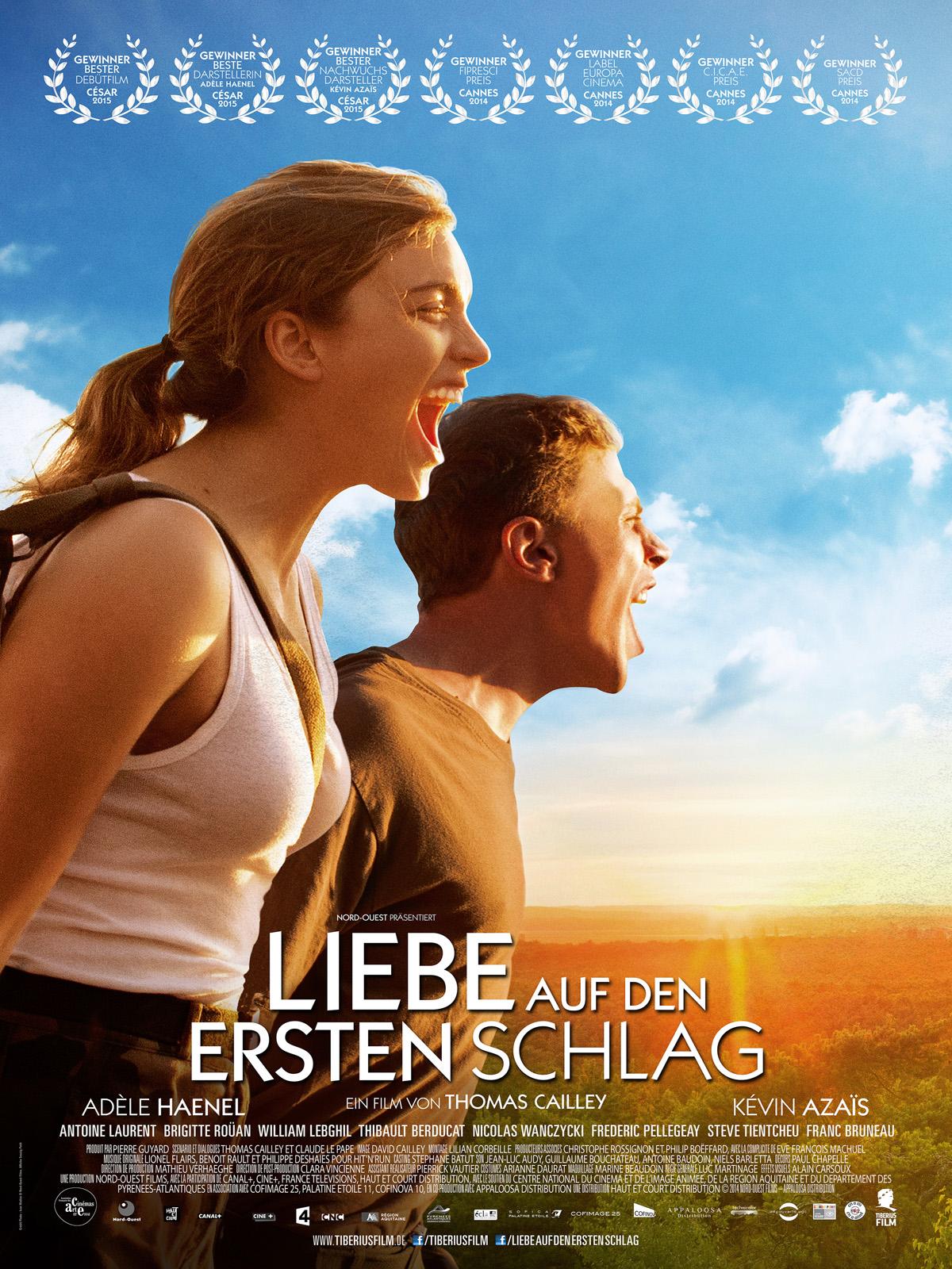 Film: Liebe auf den ersten Schlag - Deutsch-Französische