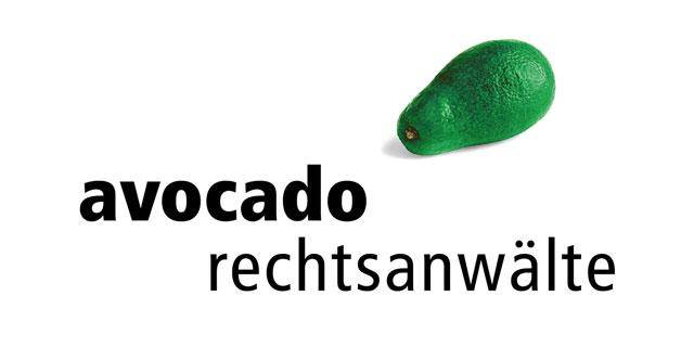 avocado Rechtsanwälte - Sponsor der DFG
