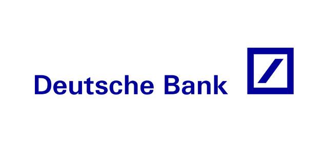 Deutsche Bank - Sponsor der DFG