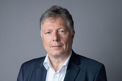 Gerald Braunberger, Herausgeber der Frankfurter Allgemeinen Zeitung