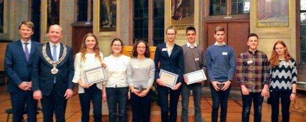 22.1.2019: 9ème Prix SFA du meilleur élève en français