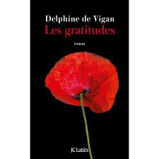 de Vigan: gratitudes